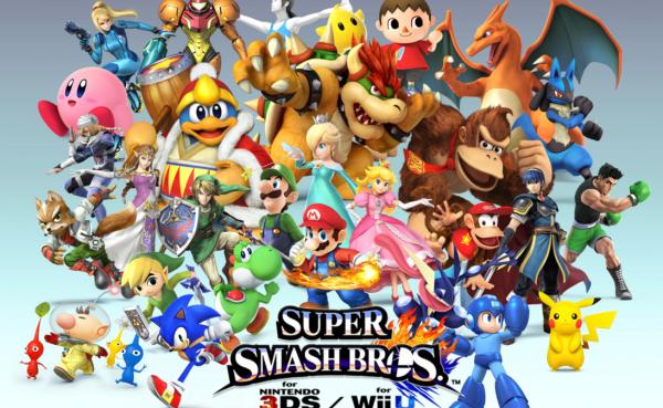 Nuevos luchadores para Super Smash Bros