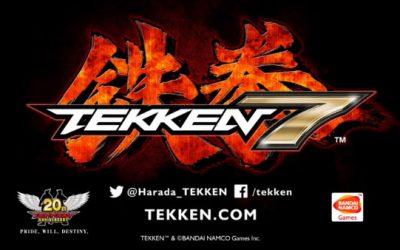 Tekken 7 usará el motor Unreal Engine 4