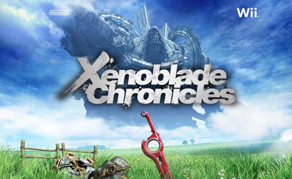 Xenoblade Chronicles primer RPG de la nueva generación
