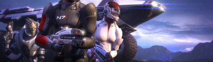 "Mass Effect recupera el vehículo ""Mako"""