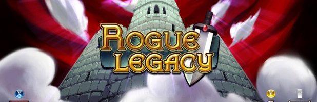 Análisis de Rogue Legacy