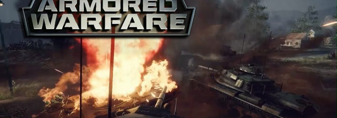 World of Speed, Skyforce y Armored Warfare ya tienen fecha para su beta cerrada