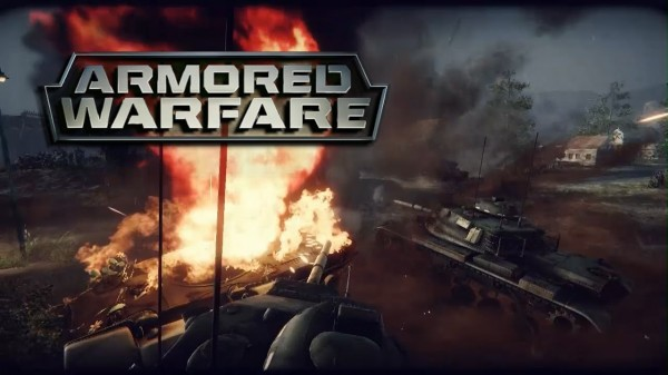 armored warface