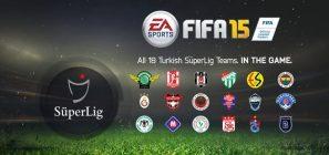 FIFA 15 incluirá la liga turca