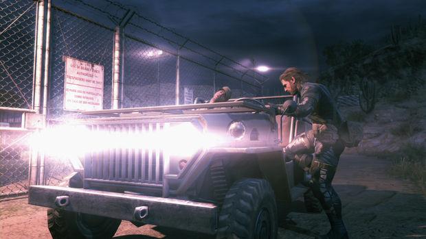 Metal Gear Solid V: Ground Zeroes y The Phantom llegaran a Steam