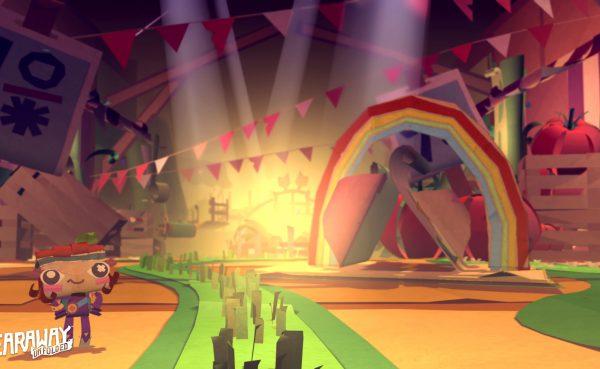 Tearaway Unfolded anunciado para PlayStation 4