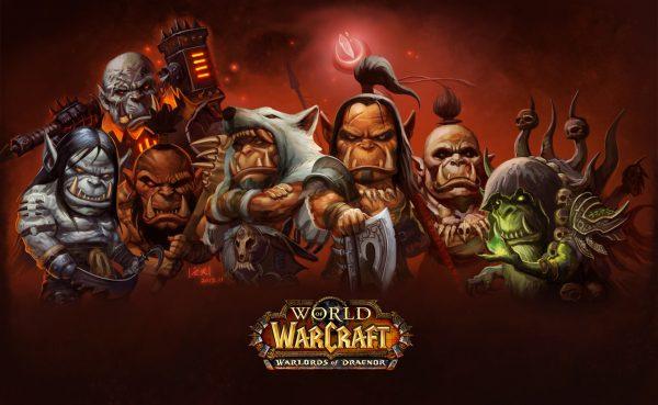 World of Warcraft: Warlords of Draenor ya tiene fecha de salida