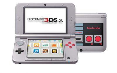 La nueva Nintendo 3DS Nes Edition verá la luz antes de navidad