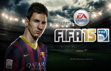 EA Sports lanza hoy la demo de FIFA 15