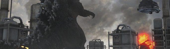 Namco Bandai enseña el primer Gameplay de Godzilla