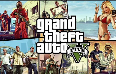 Rockstar anuncia la fecha de salida de Grand Theft Auto 5 para Pc