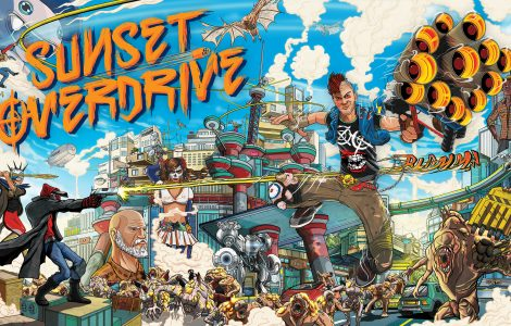 Sunset Overdrive, la gran sorpresa de Xbox One para este otoño