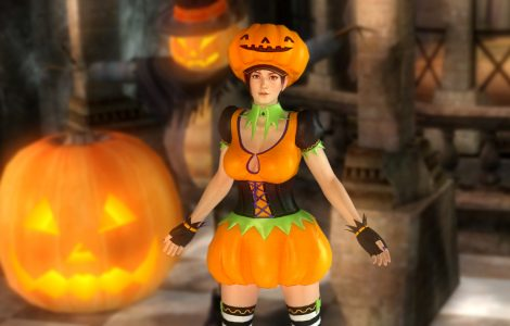 Dead or Alive 5 Ultimate: nuevo DLC para Halloween