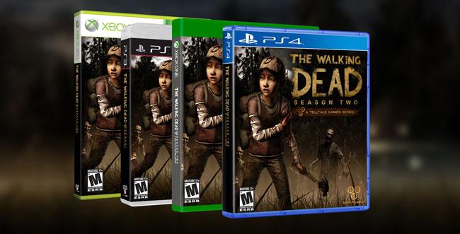 The Walking Dead para PS4 y Xbox One se retrasa