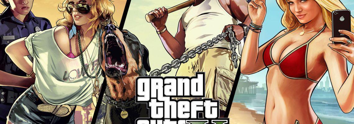 Grand Theft Auto V tendrá contenido exclusivo para Playstation 4, Xbox One y PC