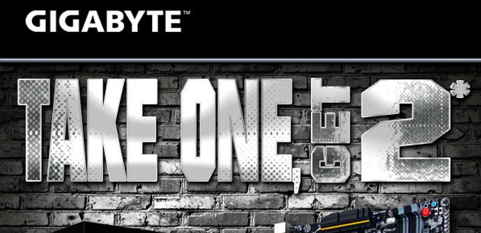 Gigabyte lanza una promoción de dos placas base por una
