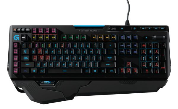 Nuevo teclado Logitech G910 Orion Spark para Gamers