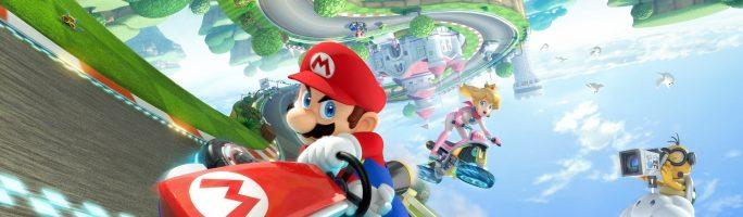 Mario Kart 8: desvelado un nuevo circuito