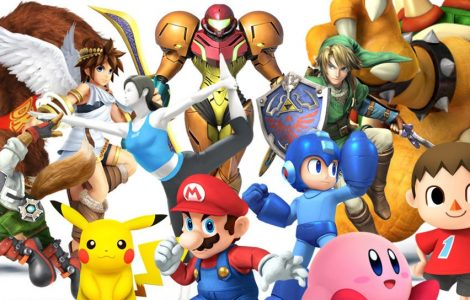 Se anuncia un nuevo Nintendo Direct para Super Smash Bros.