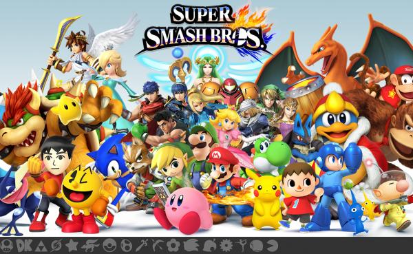 Nintendo anuncia el modo foto para el  Super Smash Bros de Wii U