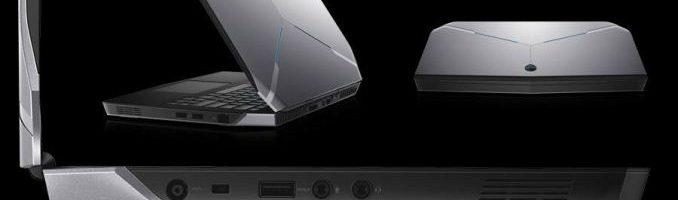 Alienware 13, un portátil gaming con soporte para GPU externa