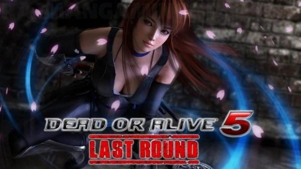 Lanzamiento Dead or Alive 5 Last Round