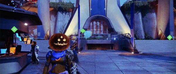 Destiny regala un objeto para Halloween