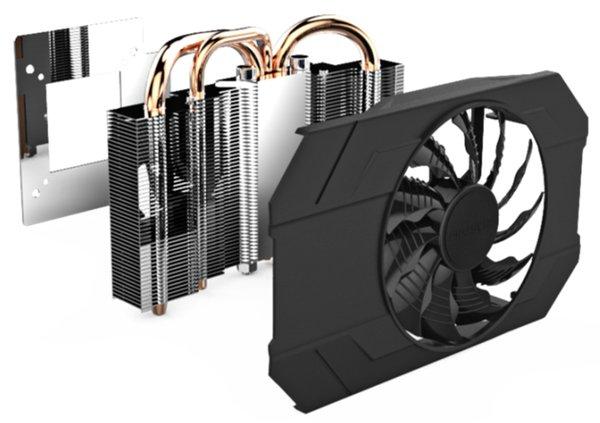 Disipador GTX 970 Mini-ITX