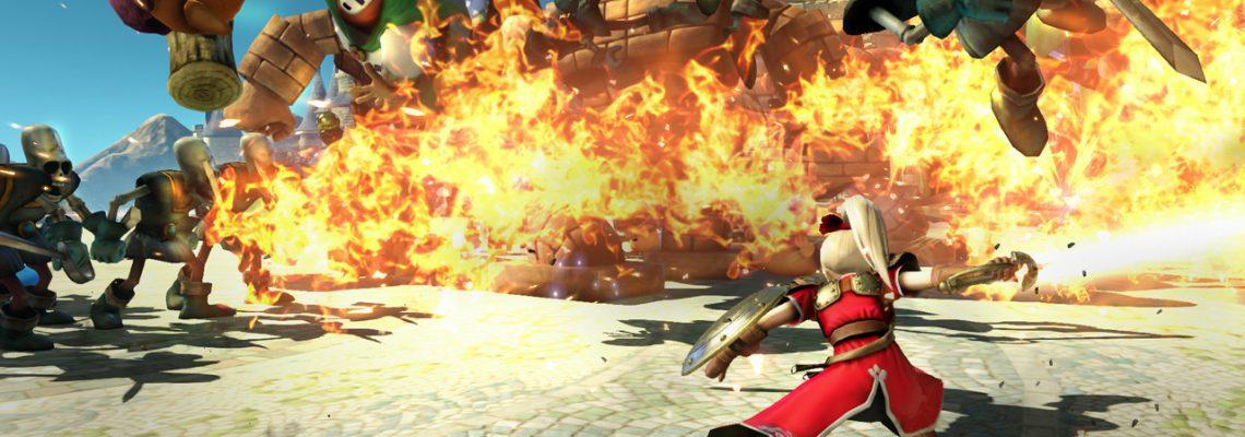 Dragon Quest Heroes: Fecha de lanzamiento y precio en Japón