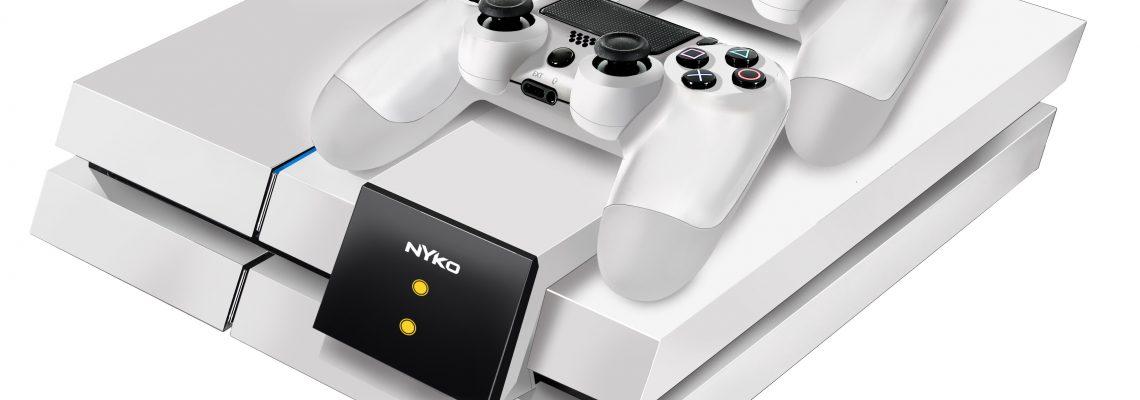 NYCO Technologies saca una estación de carga para mandos de PS4