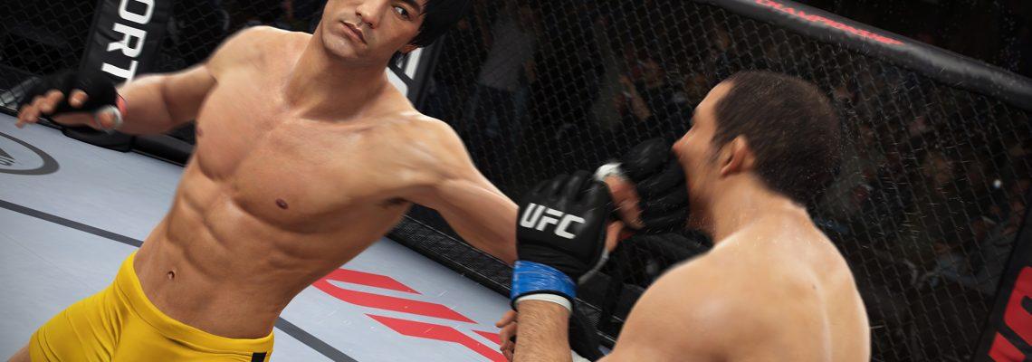 Nueva actualización para EA SPORTS UFC