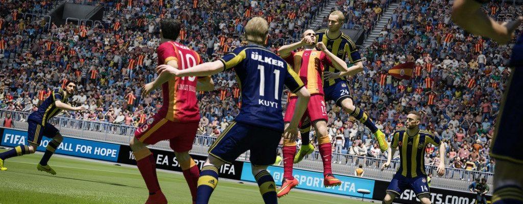 FIFA 15 sigue líder de ventas en Reino Unido
