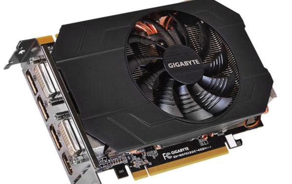 GIGABYTE NVIDIA GeForce GTX 970 Mini-ITX