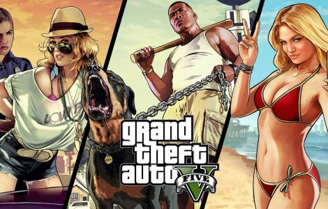 La revista PlayStation desvela que GTA V funcionará a 1080p en PS4