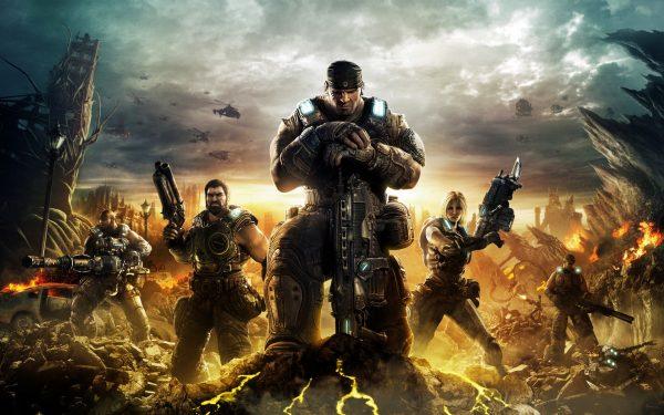 Juego Gears of War