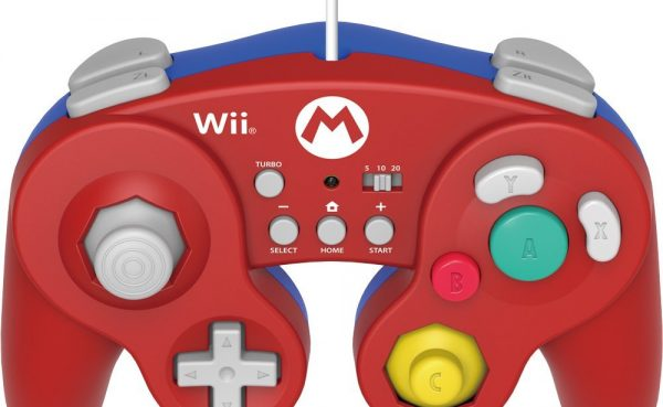 Nuevos mandos de Super Mario Bros con turbo