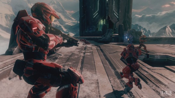 Parche Halo: The Master Chief Collection