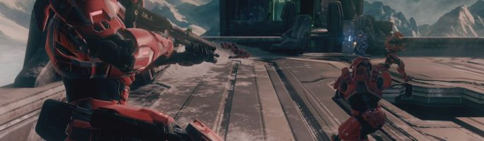 Halo: The Master Chief Collection recibe una actualización de 20 GB
