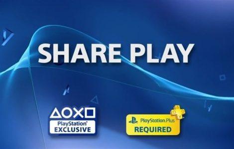 Sony nos desvela el funcionamiento de Share Play en PS4