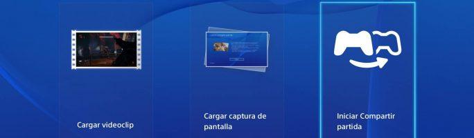 Share Play de PS4 se limita a los 720p