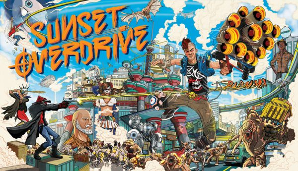 Sunset Overdrive desmentido para PC