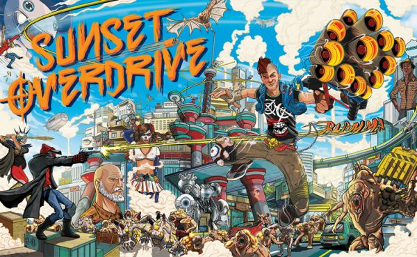 Sunset Overdrive finalmente no tendrá versión en PC
