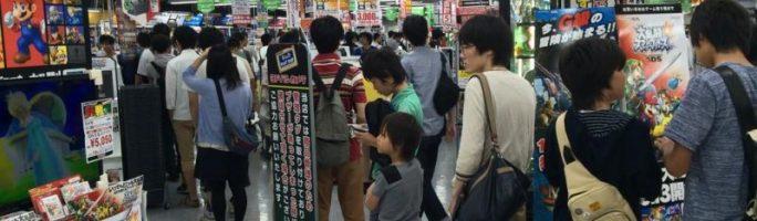 Super Smash Bros se convierte en superventas en Japón