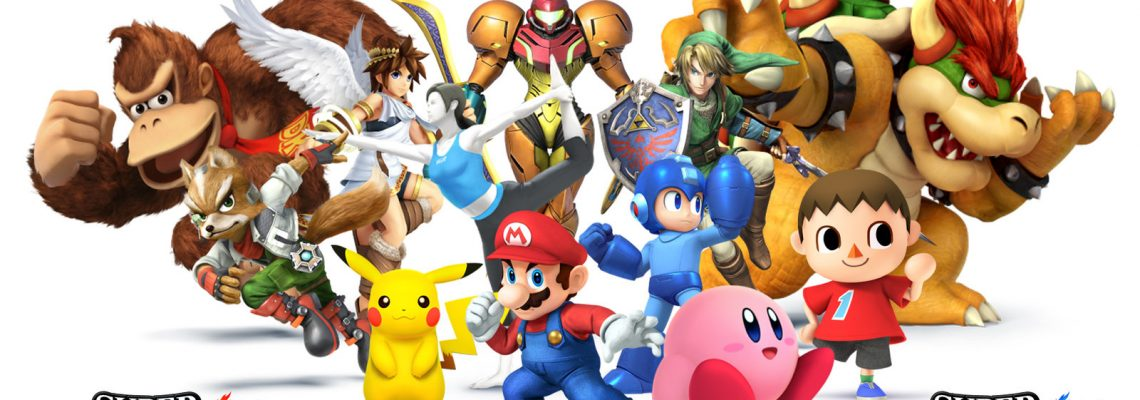 Super Smash Bros. para Wii U avanza su fecha de lanzamiento
