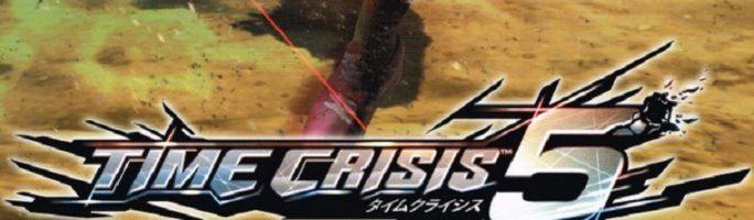 Bandai Namco anuncia Time Crisis 5