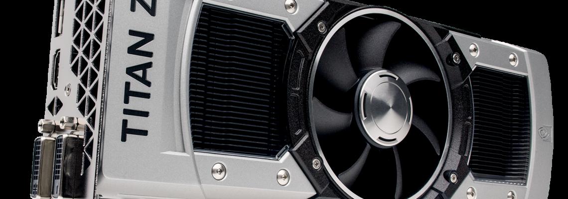 Nvidia baja el precio de las Titan-Z a la mitad