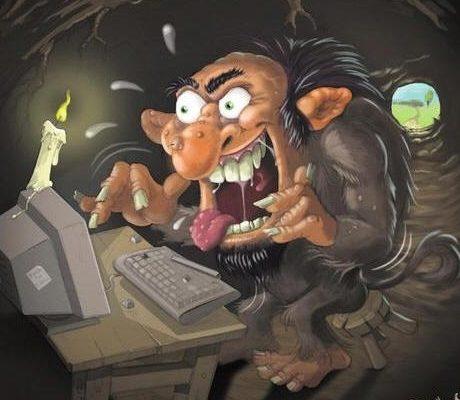 Ser un troll en internet será penalizado con cárcel