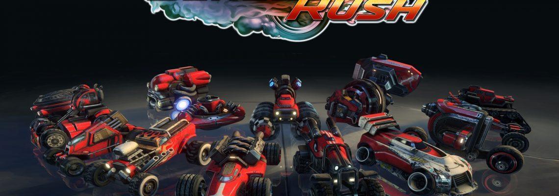 BlazeRush: nuevo juego de carreras para PS3 y PC