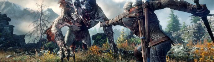 The Witcher III: media hora de juego en vídeo