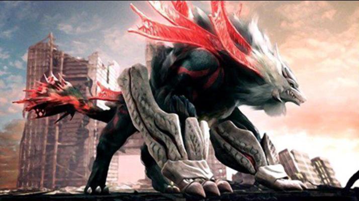 God Eater 2: Rage Burst ya tiene fecha de lanzamiento